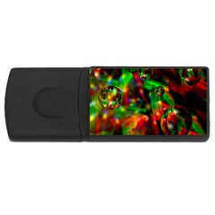 Fantasy Welt 4gb Usb Flash Drive (rectangle)