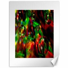 Fantasy Welt Canvas 36  x 48  (Unframed)