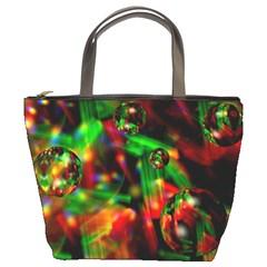 Fantasy Welt Bucket Handbag