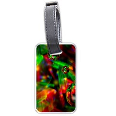 Fantasy Welt Luggage Tag (one Side)