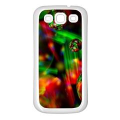 Fantasy Welt Samsung Galaxy S3 Back Case (White)