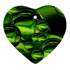 Balls Heart Ornament