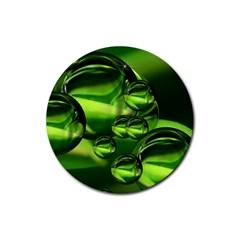 Balls Drink Coaster (round)