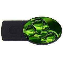Balls 1GB USB Flash Drive (Oval)