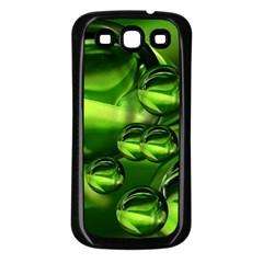Balls Samsung Galaxy S3 Back Case (Black)
