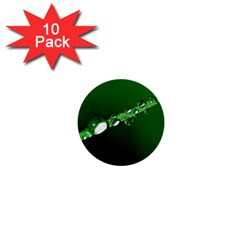 Drops 1  Mini Button (10 pack)