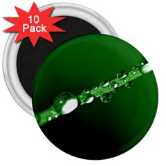 Drops 3  Button Magnet (10 Pack)