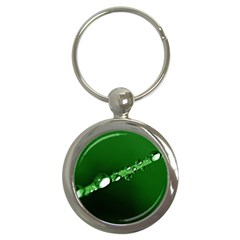 Drops Key Chain (Round)