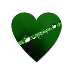 Drops Magnet (heart)