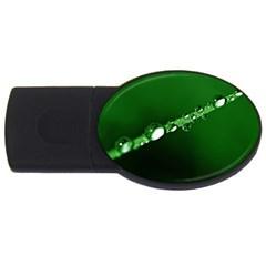 Drops 4gb Usb Flash Drive (oval)