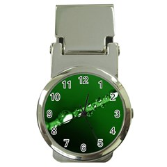 Drops Money Clip with Watch