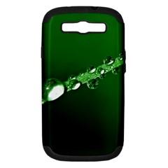 Drops Samsung Galaxy S III Hardshell Case (PC+Silicone)