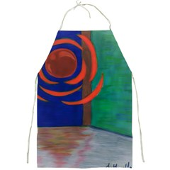 Red Orb Apron