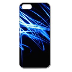 l460 Apple Seamless iPhone 5 Case (Clear)