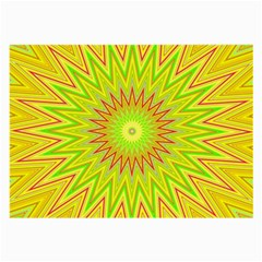 Mandala Glasses Cloth (Large)
