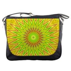 Mandala Messenger Bag