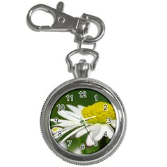 Daisy With Drops Key Chain & Watch