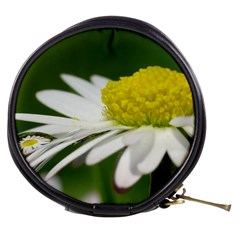Daisy With Drops Mini Makeup Case
