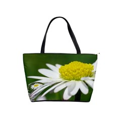 Daisy With Drops Large Shoulder Bag