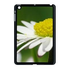 Daisy With Drops Apple iPad Mini Case (Black)