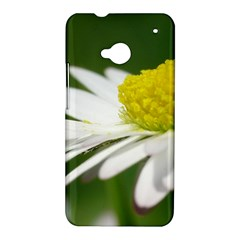 Daisy With Drops HTC One Hardshell Case