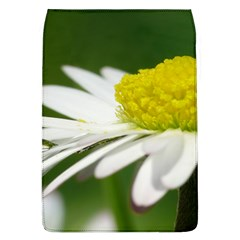 Daisy With Drops Removable Flap Cover (large)