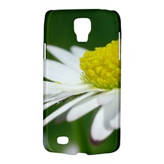 Daisy With Drops Samsung Galaxy S4 Active (I9295) Hardshell Case