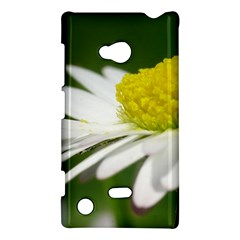 Daisy With Drops Nokia Lumia 720 Hardshell Case