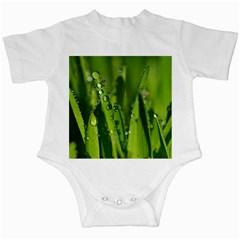 Grass Drops Infant Bodysuit