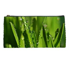 Grass Drops Pencil Case