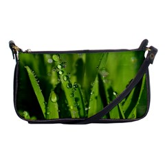 Grass Drops Evening Bag