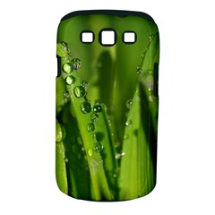 Grass Drops Samsung Galaxy S III Classic Hardshell Case (PC+Silicone)