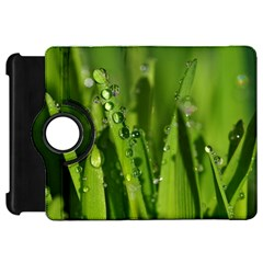 Grass Drops Kindle Fire Hd 7  Flip 360 Case