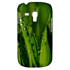 Grass Drops Samsung Galaxy S3 Mini I8190 Hardshell Case