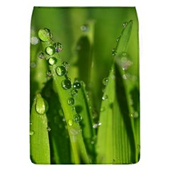 Grass Drops Removable Flap Cover (Large)