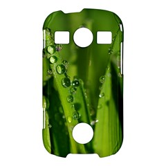 Grass Drops Samsung Galaxy S7710 Xcover 2 Hardshell Case