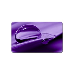 Drops Magnet (Name Card)
