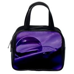 Drops Classic Handbag (One Side)
