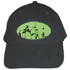 Mint Drops  Black Baseball Cap