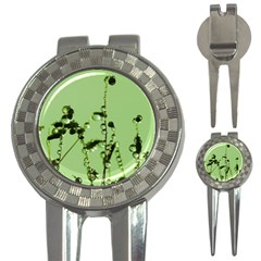 Mint Drops  Golf Pitchfork & Ball Marker