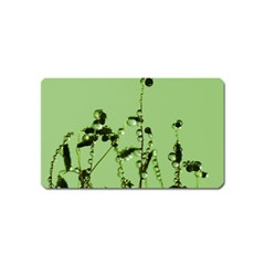 Mint Drops  Magnet (Name Card)