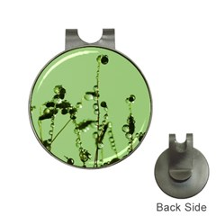 Mint Drops  Hat Clip With Golf Ball Marker