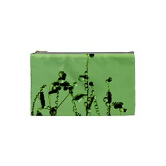 Mint Drops  Cosmetic Bag (Small)