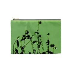 Mint Drops  Cosmetic Bag (Medium)