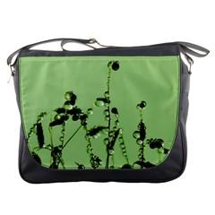 Mint Drops  Messenger Bag