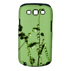 Mint Drops  Samsung Galaxy S III Classic Hardshell Case (PC+Silicone)