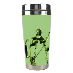 Mint Drops  Stainless Steel Travel Tumbler