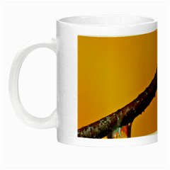 Tree Drops  Glow in the Dark Mug