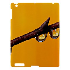 Tree Drops  Apple iPad 3/4 Hardshell Case