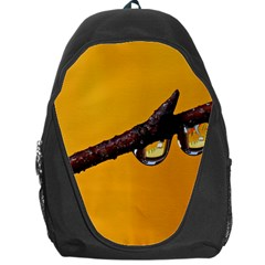 Tree Drops  Backpack Bag